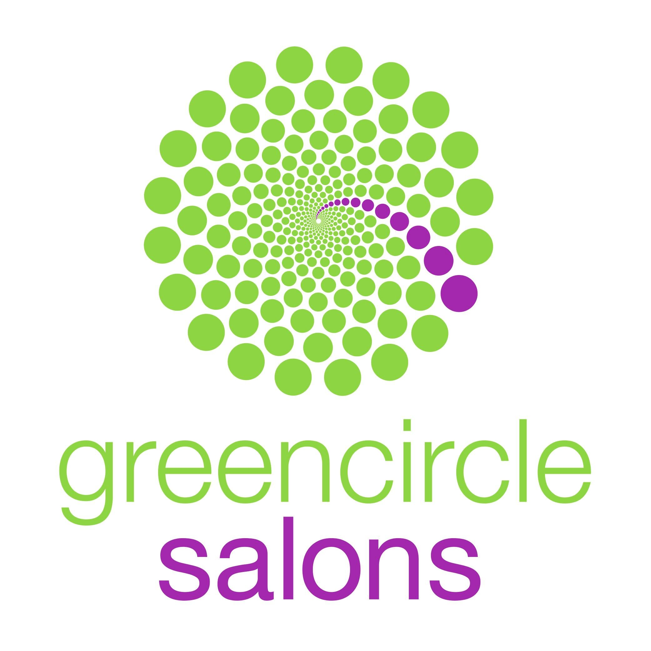 green circle salon near me